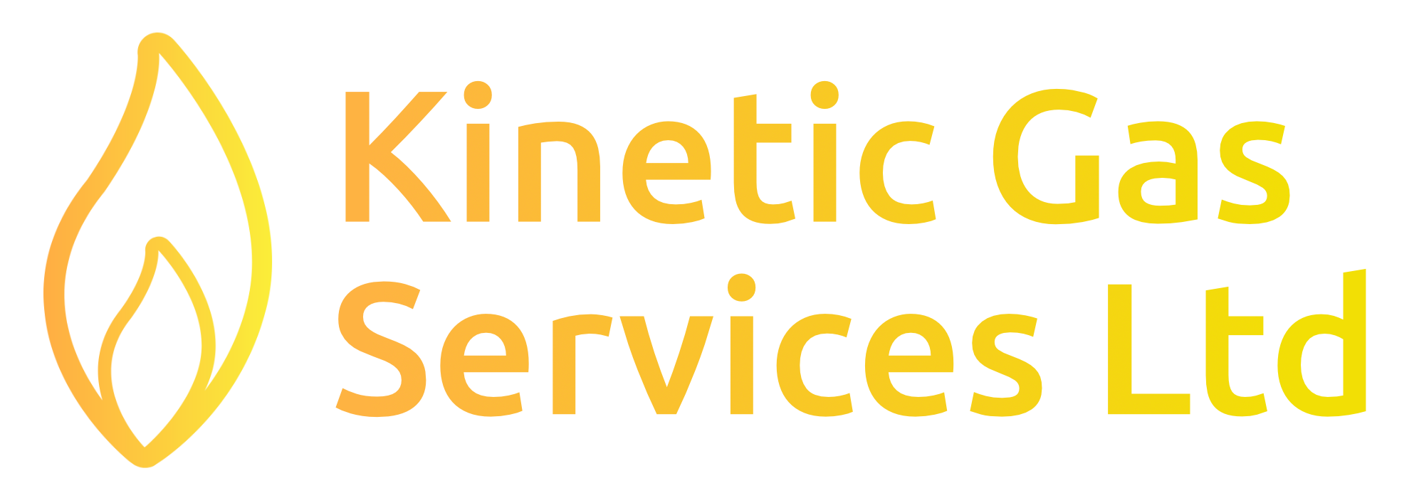 Kinetic Gas Services logo.