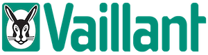 Vailliant logo for gas boilers.
